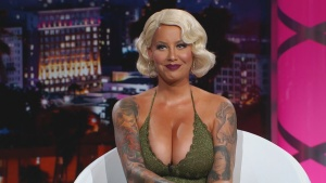 Amber Rose Taylor Swift & Kanye West's Feud Reviewed | VH1 07/22/16