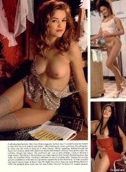women of the ivy league playboy october usa