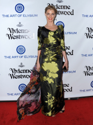 Angela Lindvall - Art Of Elysium's 9th Annual Heaven Gala @ 3LABS in Culver City - 01/09/16