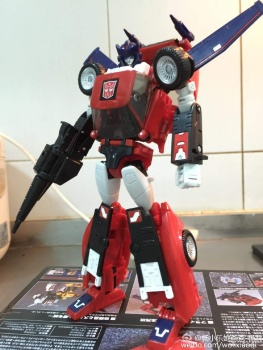 [Masterpiece] MP-25L LoudPedal (Rouge) + MP-26 Road Rage (Noir) ― aka Tracks/Le Sillage Diaclone - Page 2 BvmwlTDs