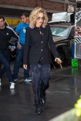 Rita Ora -                ''Good Morning America'' New York City August 7th 2017.