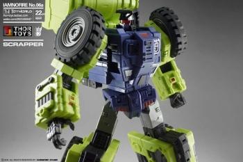 [Toyworld] Produit Tiers - Jouet TW-C Constructor aka Devastator/Dévastateur (Version vert G1 et jaune G2) - Page 5 EIeXmQWZ