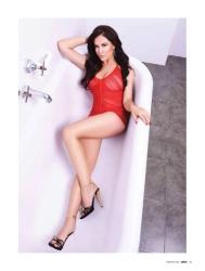 Sexy en bañera body hermoso