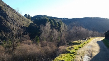25/01/2015- Pontón de La Oliva, La Concha, Alpedrete, El Pontón: 48km - G7AdeWpB