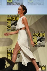 Gal Gadot - 2015 Comic-Con Warner Bros Panel in San Diego 7/11/15