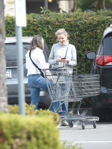 Cameron Diaz - Grocery Shopping in Los Angeles - March 4th 2017