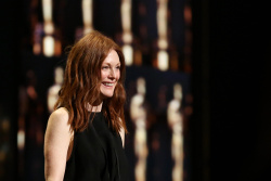 Julianne Moore - 88th Academy Awards Rehearsals @ the Dolby Theatre in Hollywood - 02/27/16