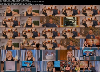Kristen Bell - Queen Latifah - 3-14-14
