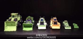 [Generation Toy] Produit Tiers - Jouet GT-01 Gravity Builder - aka Devastator/Dévastateur - Page 2 KenRVusk