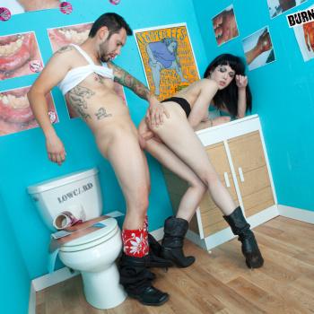 Rockeras: Galerias Porno
