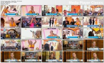 Iggy Azalea - Today Show - 8-8-14 (performances & interview)