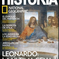 Historia National Geographic - Junio 2016 revista