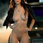 Gatas QB - Aline Franzoi Playboy Brasil Setembro 2013