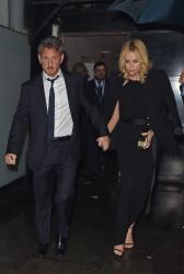 Sean Penn - Charlize Theron and Sean Penn - seen leaving Royal Festival Hall. London - February 16, 2015 (153xHQ) RXDeRDMc