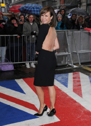 Amanda Holden at Britain's Got Talent Auditions in London 20th January x21