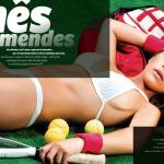 Gatas QB - Inês Mendes Revista J 465