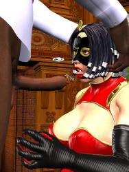 Cobra Woman 5-8
