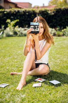 Amanda Crew | Sharp Magazine