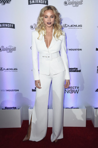 Rose Bertram - Sports Illustrated Swimsuit Issue Launch Event in NYC - February 16th 2017
