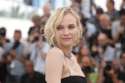 Diane Kruger - In The Fade photo call during The 70th Cannes Film Festival 5/26/17