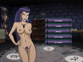Handjob sex game