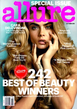Allure Magazine - Special Issue: Best of Beauty (October 2014)