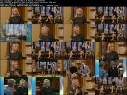Faith Ford - Live with Kelly & Michael - 12-9-13