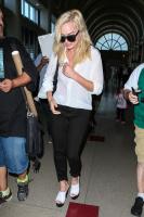 Margot Robbie - At LAX Airport 9/12/15
