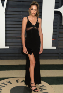 Sistine Stallone - 2017 Vanity Fair Oscar Party Hosted By Graydon Carter - February 26th 2017