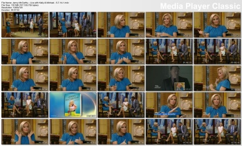 Jenny McCarthy - Live with Kelly & Michael - 5-7-14
