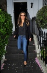 Elizabeth Hurley Steps out in London April 27-2015 x9