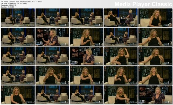 Cameron Diaz - Chelsea Lately - 7-17-14