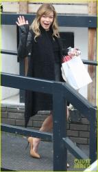 LeAnn Rimes - leaves ITV Studios in London 3/15/13