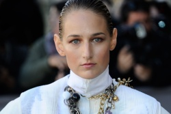 Leelee Sobieski - Paris Fashion Week Spring/Summer 2016: Christian Dior Show @ the Louvre in Paris - 10/02/15
