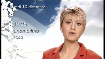 Claudia Andreatti - RAI 1 - Italie AdwtmANM