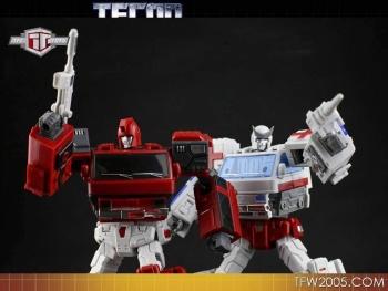 [TFC Toys] Produit Tiers - OS-01 Ironwill (aka Ironhide/Rhino) & OS-03 Medic (aka Ratchet/Mécano) POq7BuLS