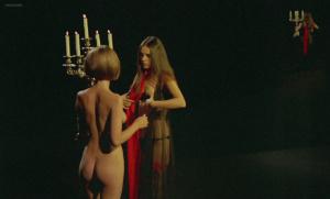 Nackt  Heidrun Kussin Vampyros Lesbos
