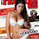 Gatas QB - Sara Godinho Frontal Mag (Revista Frontal) Outubro 2013