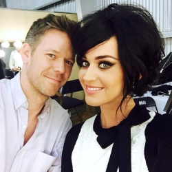 Katy Perry - On The Set Of New Covergirl Shoot - May 2015