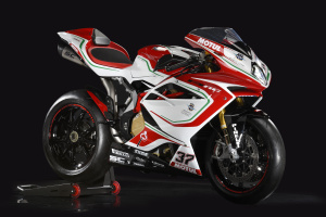 2017 MV Agusta F4 RC gets new racing kit, WSBK livery