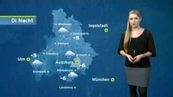 Anna Gröbel -Augsburg TV -Allemagne AdpUT65k