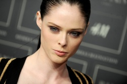 Coco Rocha - BALMAIN X H&M Collection Launch @ 23 Wall Street in NYC - 10/20/15