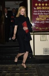 Nicole Kidman leaving The Theatre Royal Haymarket theatre August 1-2015 x5