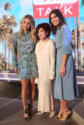 Mandy Moore & Claire Holt - The Talk: June 15th 2017