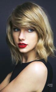 Taylor Swift -                Grazia Magazine (Italy) August 2017.