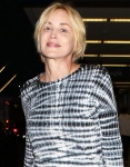Sharon Stone arrives at LAX Airport in Los Angeles - July 30-2015 x19
