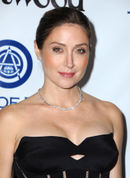 Sasha Alexander - Art Of Elysium's 9th Annual Heaven Gala @ 3LABS in Culver City - 01/09/16