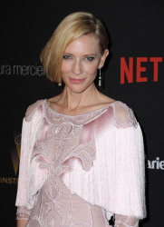 Cate Blanchett - 2016 Weinstein Company & Netflix Golden Globes After Party @ the Beverly Hilton Hotel in Beverly Hills - 01/10/16