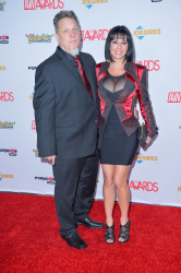 Veronica Avluv - 2016 Adult Video News Awards @ Hard Rock Hotel & Casino in Las Vegas - 01/23/16