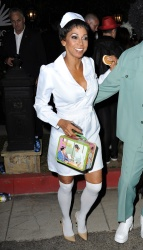 Holly Robinson Peete - 2015 Casamigos Tequila Halloween Party in Los Angeles 10/30/15